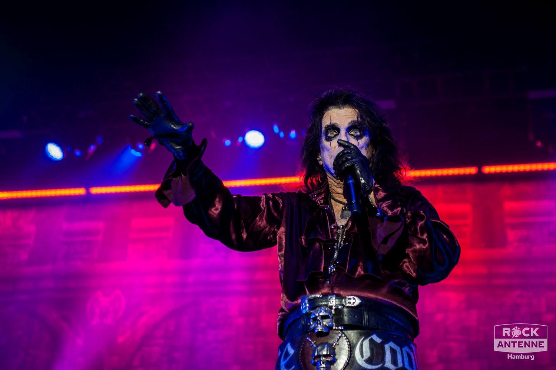 Alice Cooper live 2019: Die Fotos aus der Barclaycard Arena