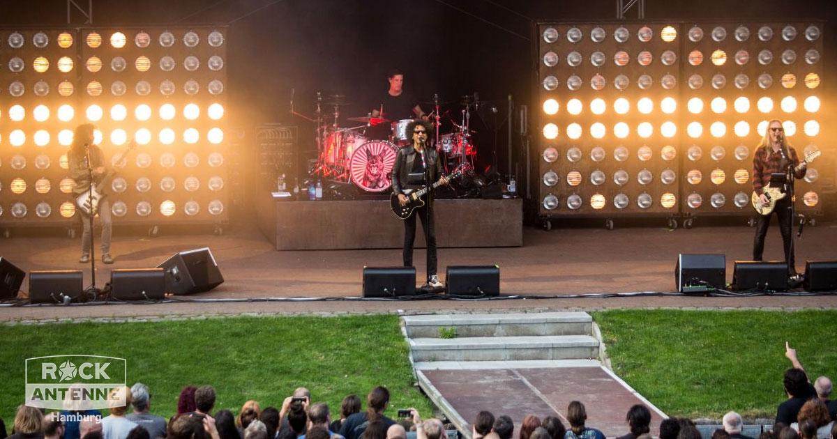 Alice in Chains live: Die besten Fotos vom Open Air im Stadtpark