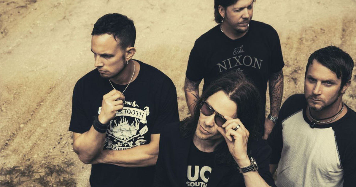 "Neueinsteiger: Alter Bridge - ""In the Deep"""