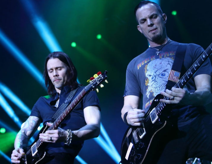 "Alter Bridge: ""Live At The Royal Albert Hall"" erscheint im September"