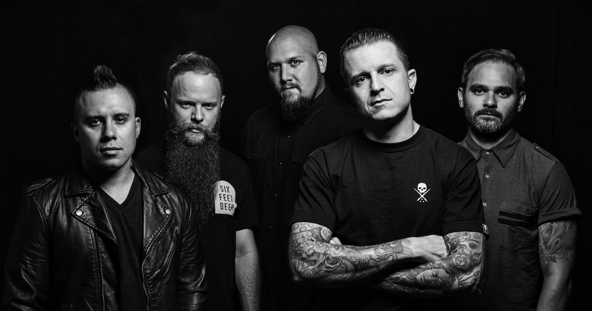 "Neueinsteiger: Atreyu - ""The time is now"""