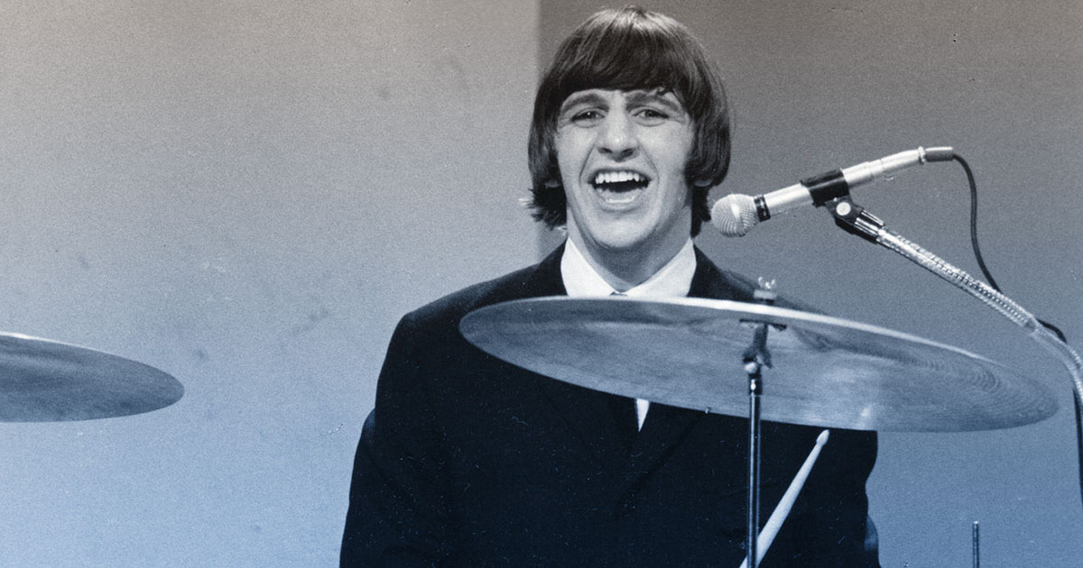 Ringo Starr: 10 Fakten über den Beatles-Drummer