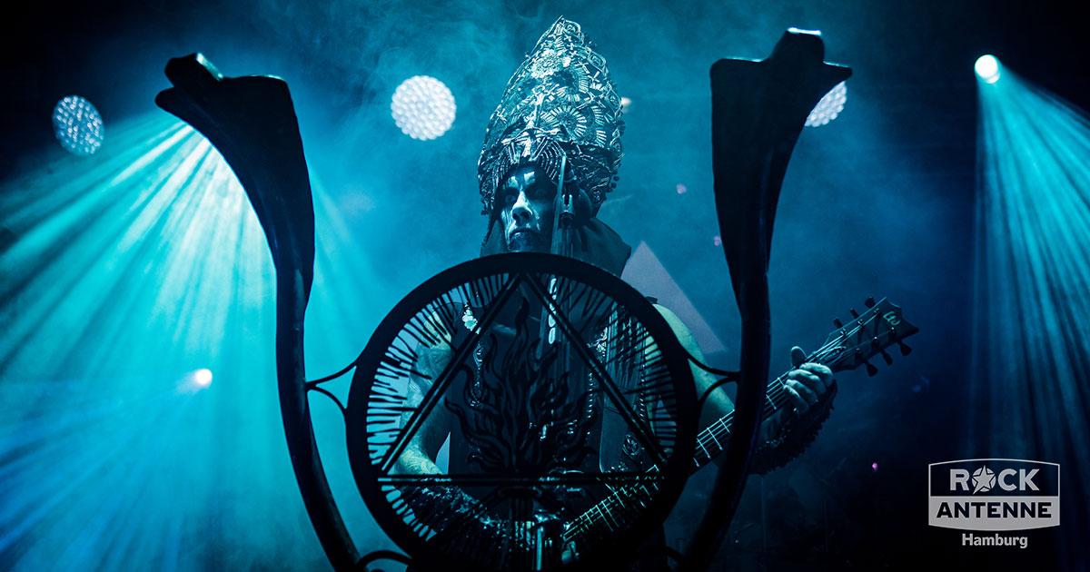 Behemoth live: Die besten Fotos des Metal-Fests in München