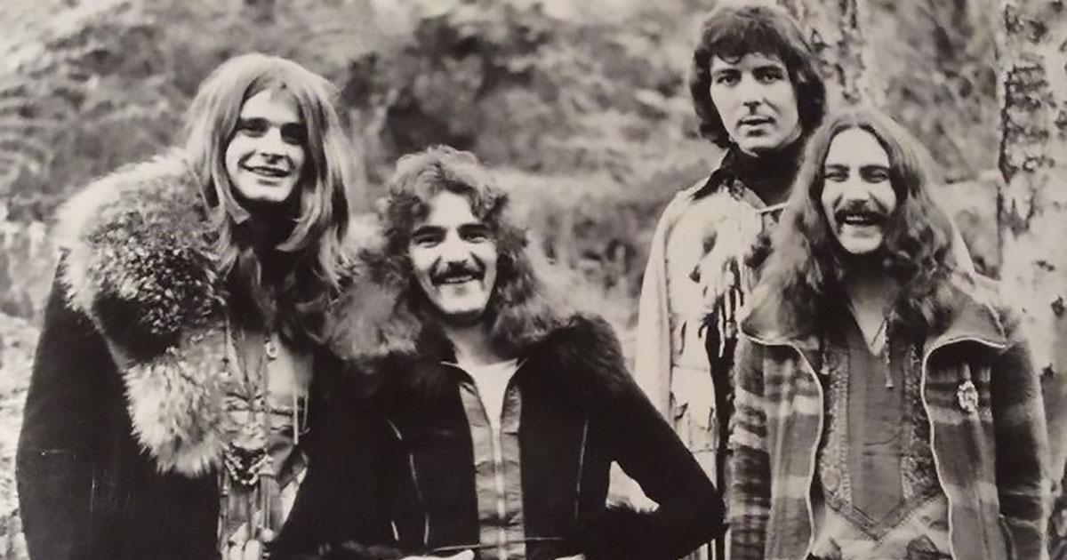 Black Sabbath: Birmingham soll eine Sabbath-Brücke bekommen