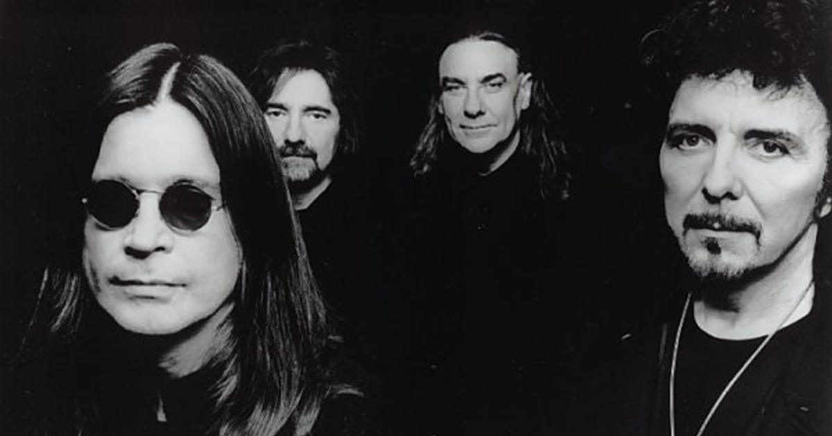 Black Sabbath: Reunion bei den Grammys