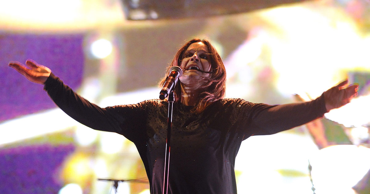 Black Sabbath: Ozzy Osbourne stichelt gegen Tony Iommi