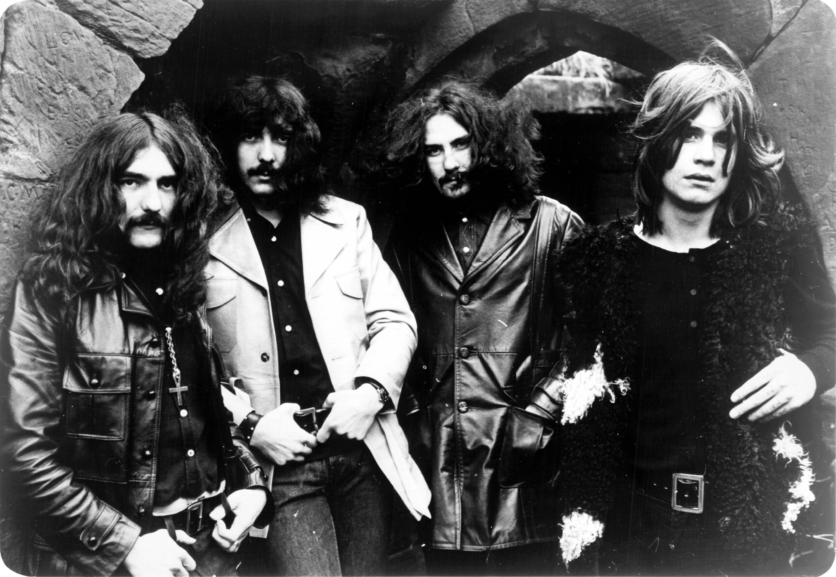 Black Sabbath: Birmingham ehrt Band mit eigener Bank