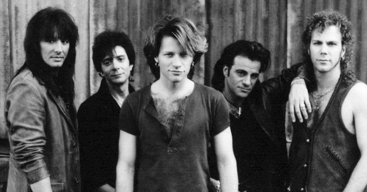Bon Jovi: Vor 37 Jahren legten die Rock-Giganten los