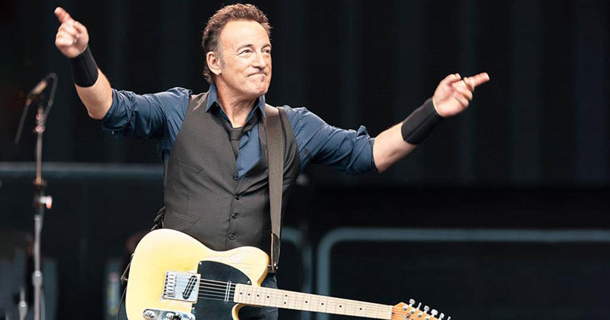 Bruce Springsteen: Neues Soloalbum soll 2019 erscheinen