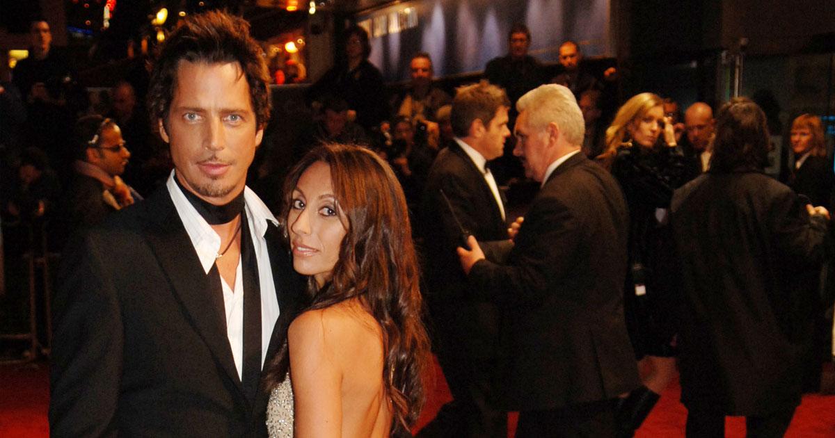 Chris Cornell: Witwe verklagt Hausarzt