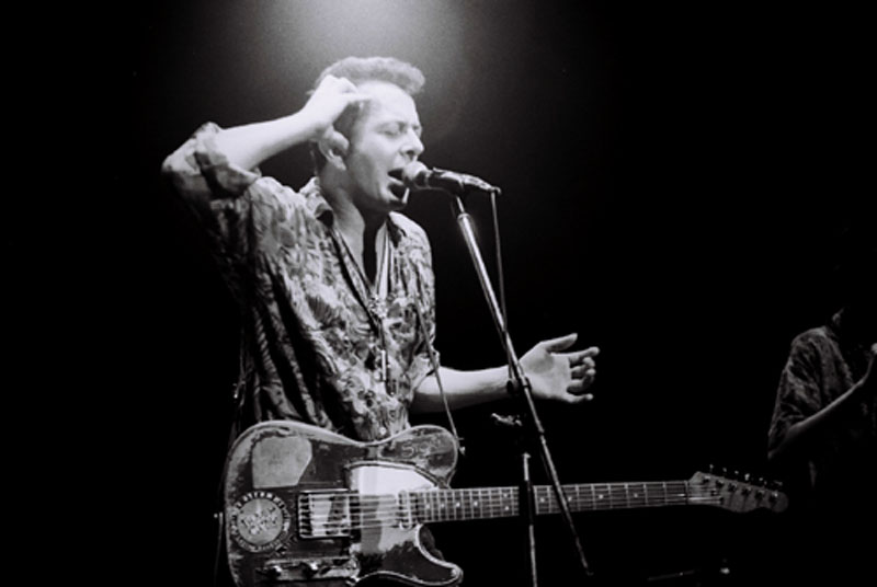 The Clash: Happy Birthday, Joe Strummer