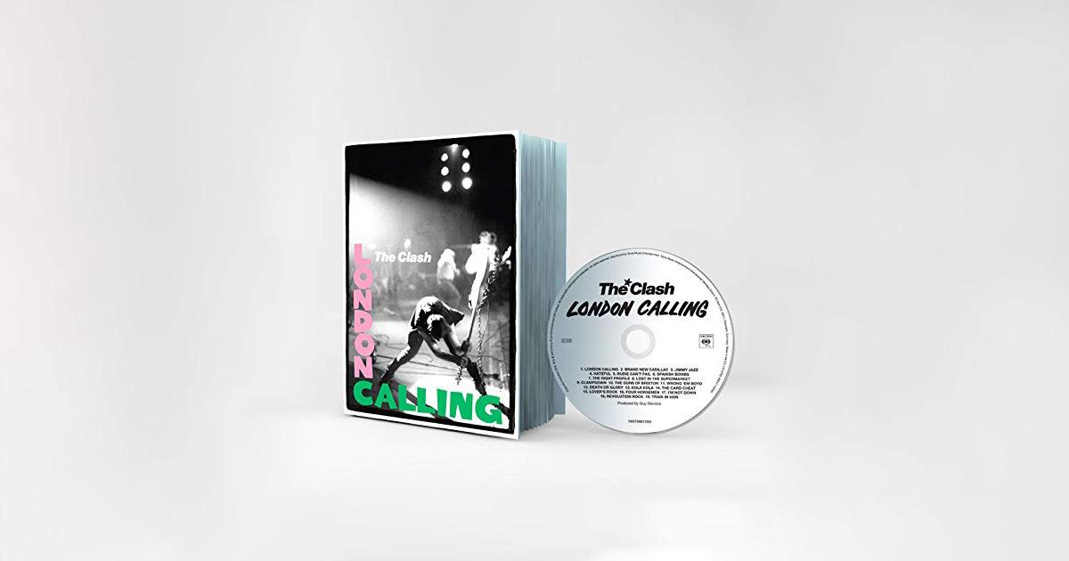 """The Clash: Jubiläumsausgabe von """"London Calling"""""""