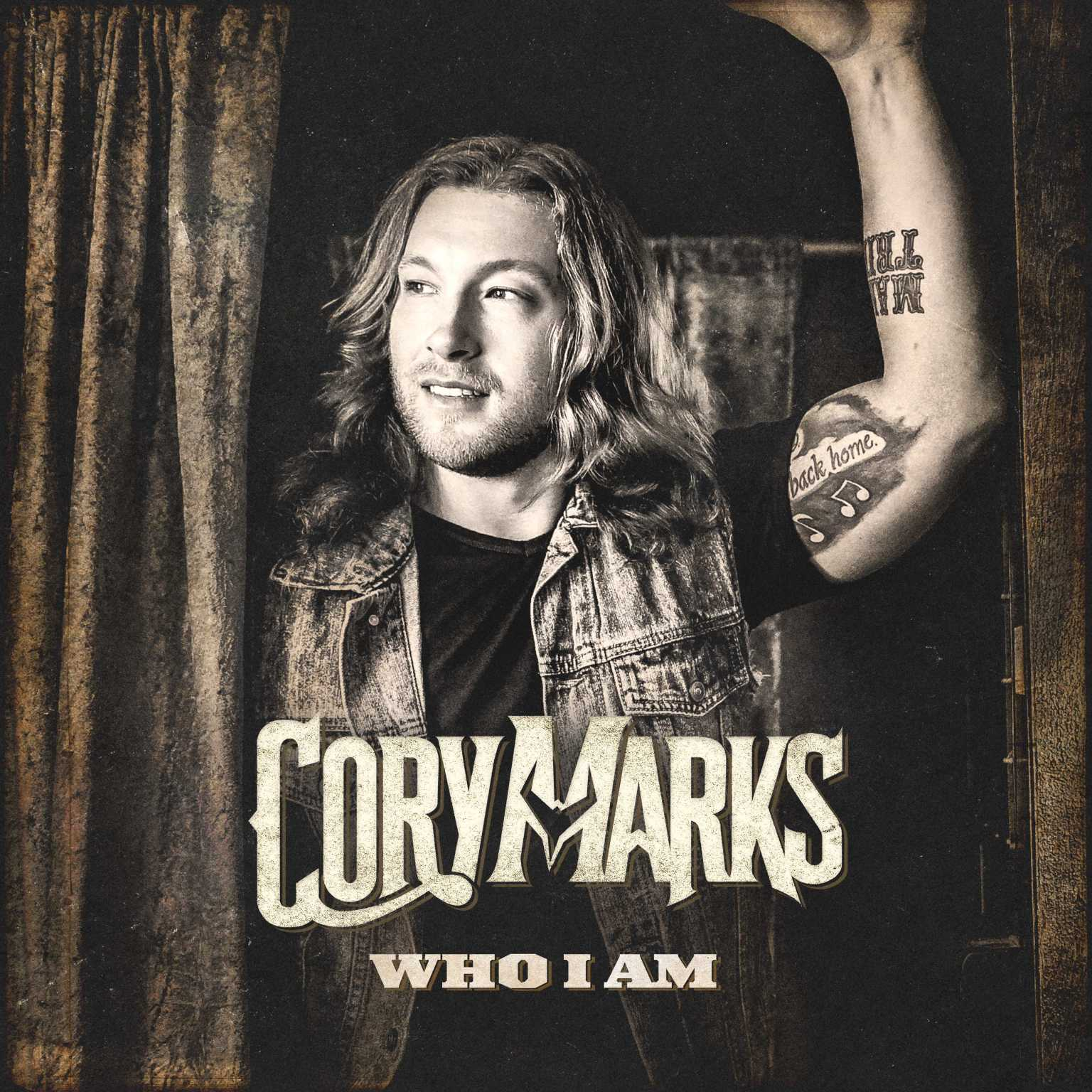 "Neueinsteiger: Cory Marks feat. Travis Tritt, Ivan Moody, Mick Mars – ""Outlaws & Outsiders"""