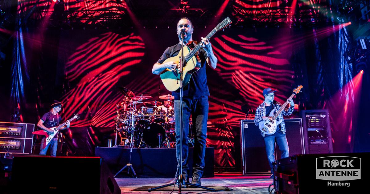 Dave Matthews Band live: Die besten Fotos vom Tourauftakt in München
