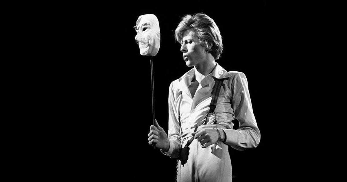 David Bowie: Der Verwandlungskünstler des Rocks im Porträt