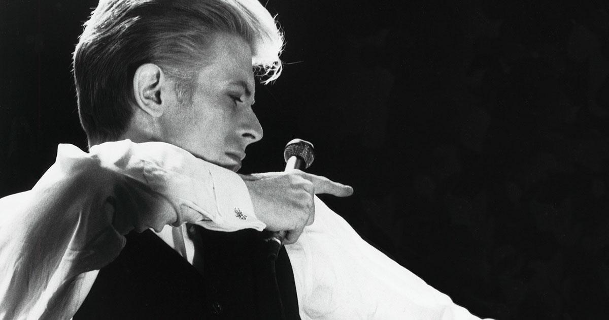 """""""Heroes"""": Die Geschichte hinter David Bowies legendärer Hymne"""