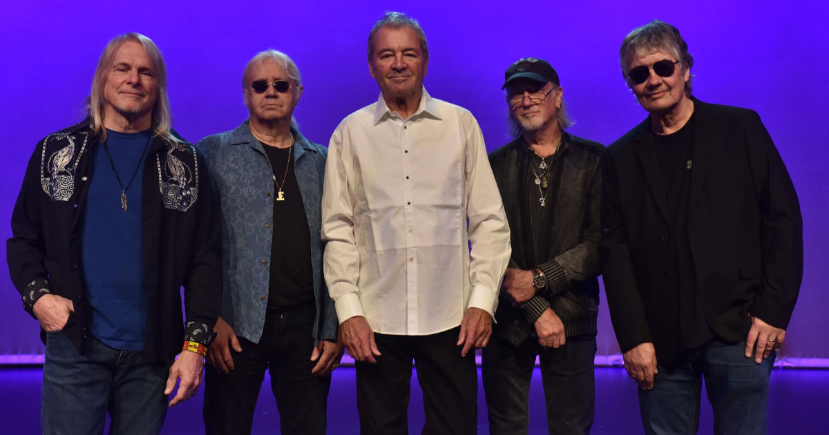 Deep Purple: Neues Album und neue Deutschland-Shows