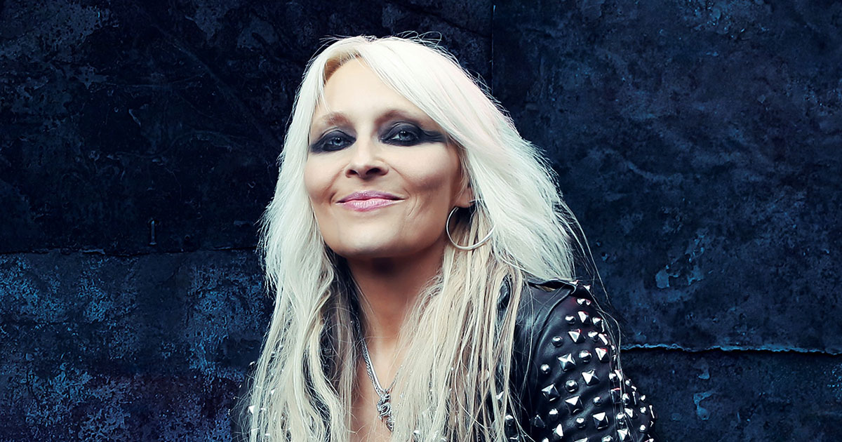 "Doro: Die neue Single ""Brickwall"" in der ROCK ANTENNE Hamburg Radiopremiere"