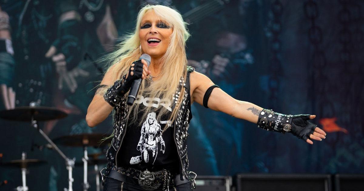Die Queen of Metal: Unser Porträt über Doro