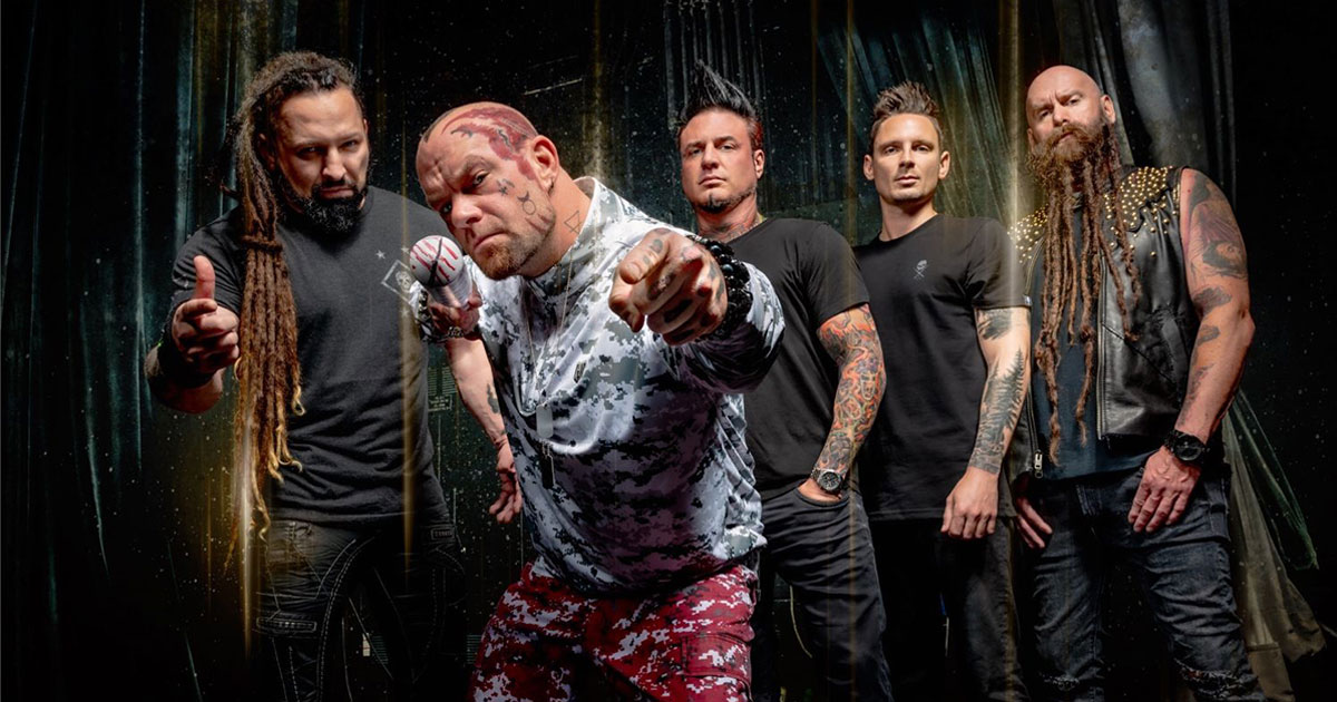 "Neueinsteiger: Five Finger Death Punch - ""Inside Out"""