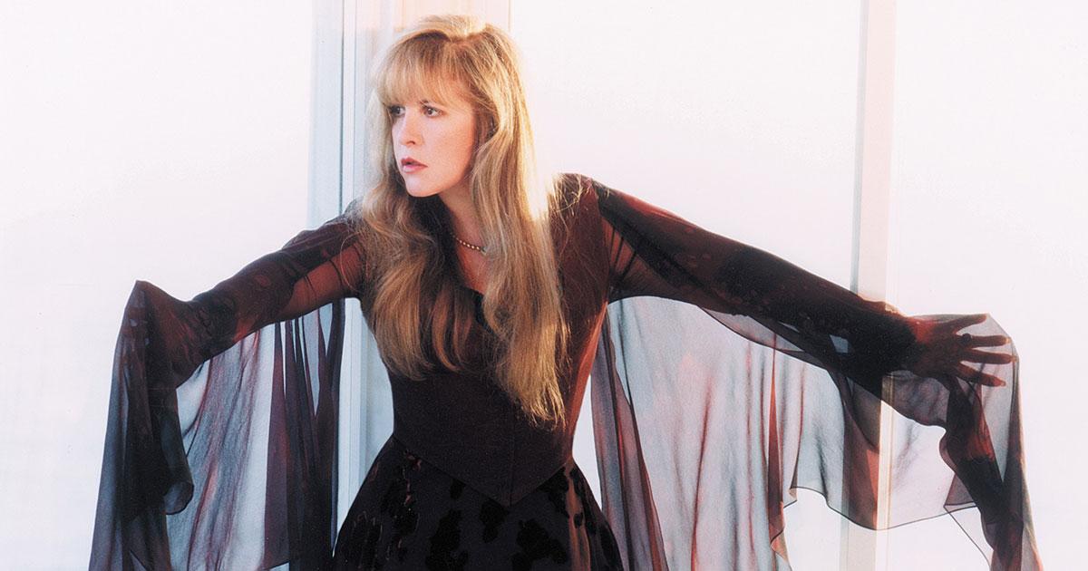 Stevie Nicks: Große Freude über Aufnahme in die R'n'R Hall Of Fame