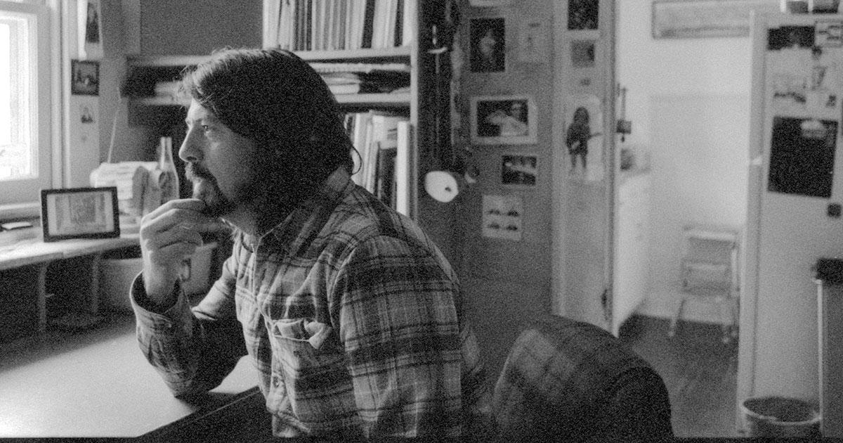 Dave Grohl: Neue Dokumentation über sein Leben?