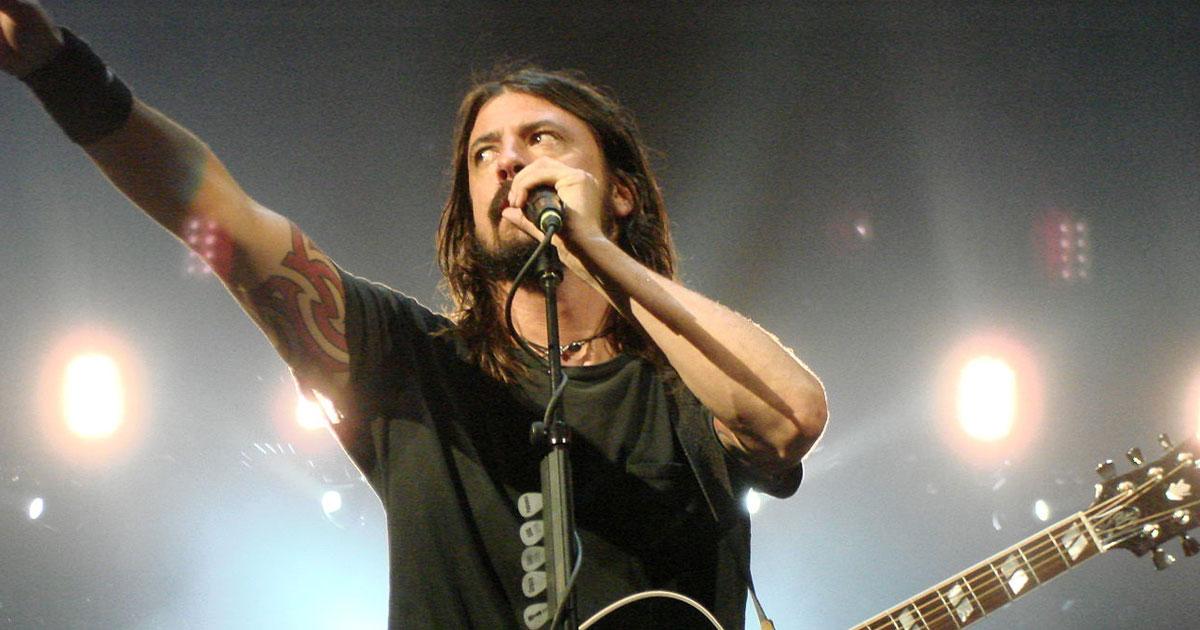 Nirvana: Plant Dave Grohl eine Reunion?