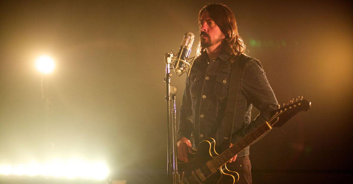Dave Grohl: Foo Fighters-Sänger veröffentlicht 23-Minuten Song