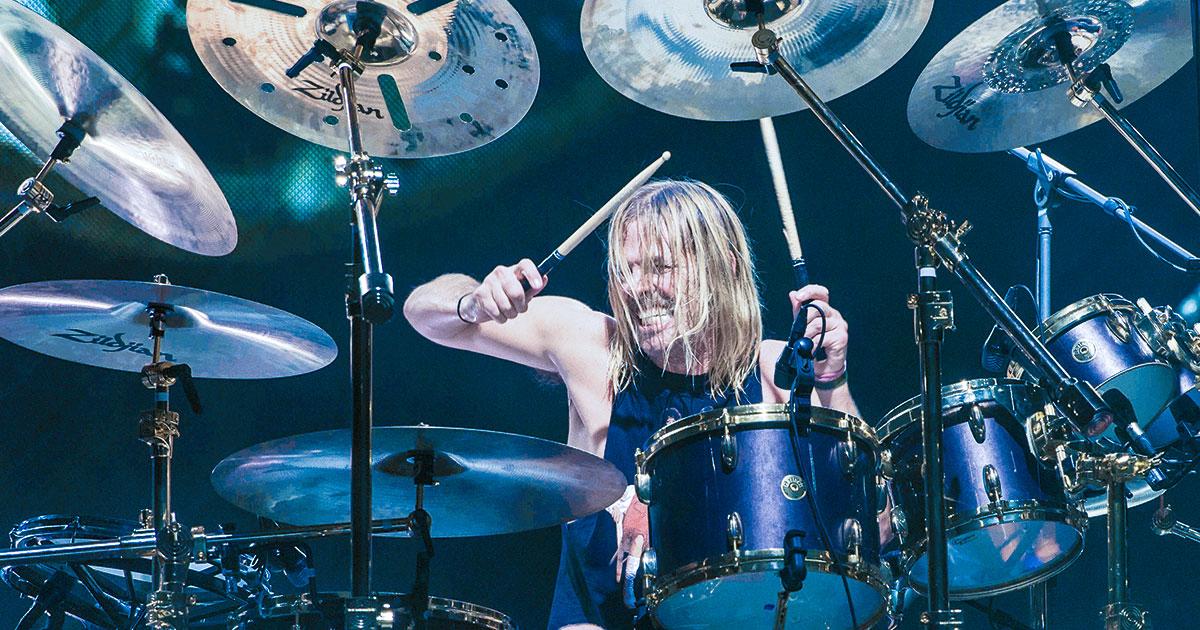 Happy Birthday, Taylor Hawkins: Fünf Fakten über den Foo Fighters-Drummer
