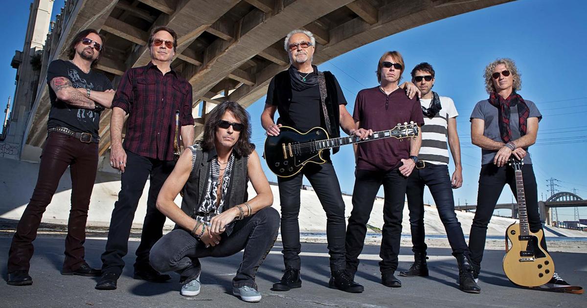 "Foreigner: Band sucht den echten ""Juke Box Hero"""