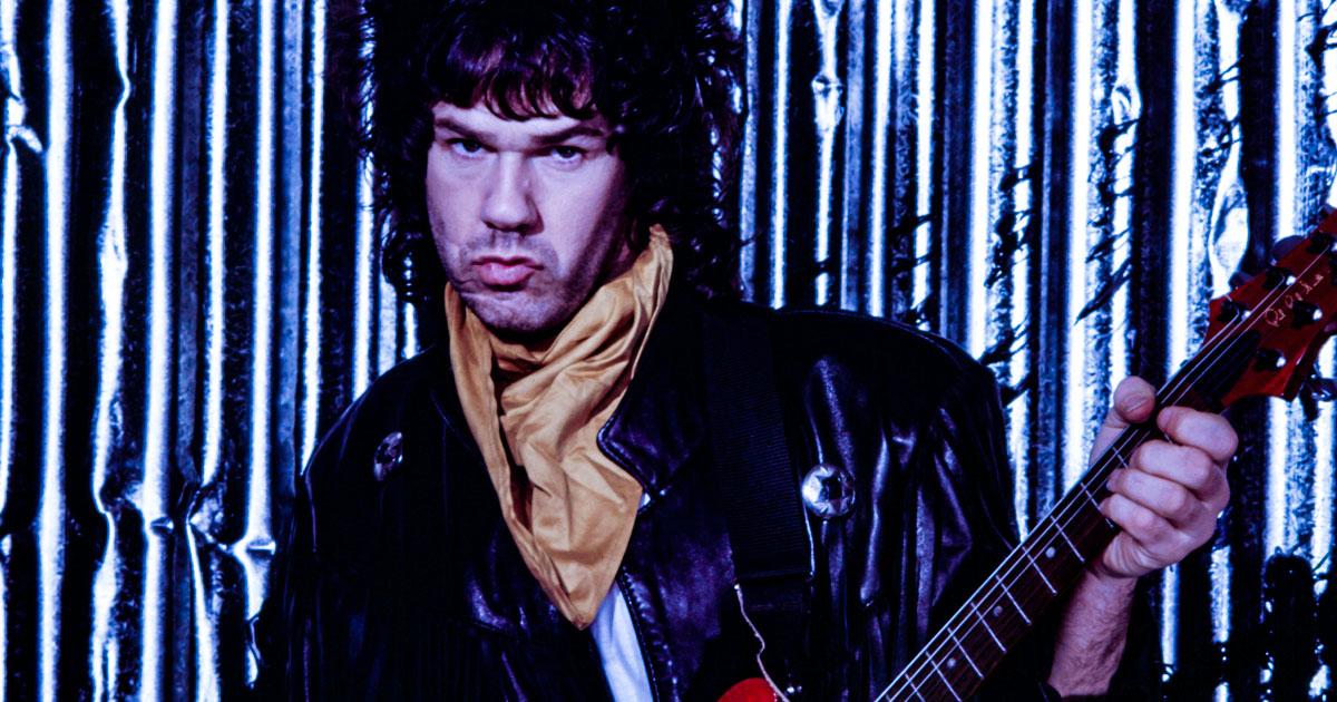Gary Moore: Mr. Blues und Hard Rock in Einem
