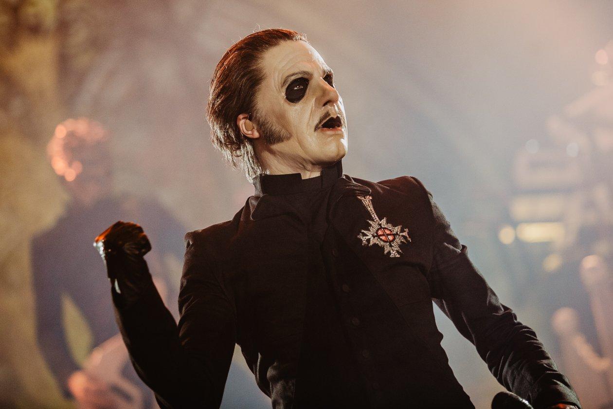 Ghost: Cardinal Copia singt vielleicht auch auf dem nächsten Album