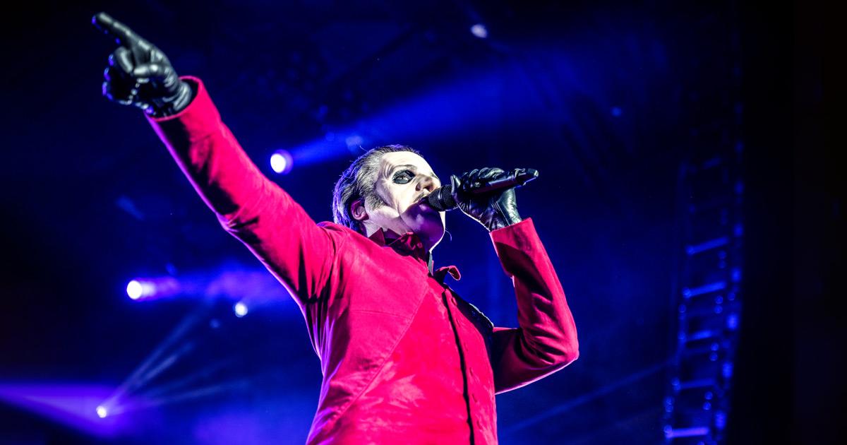 Ghost live 2019: Die Fotos vom Konzert in München