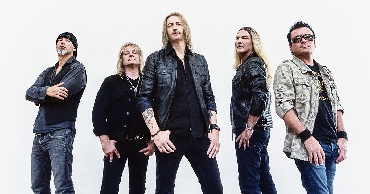 Gotthard: Schweizer Hard Rocker sind zurück im Studio