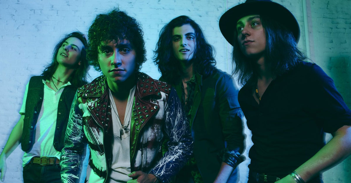 "Neueinsteiger: Greta Van Fleet - ""When the Curtain Falls"""