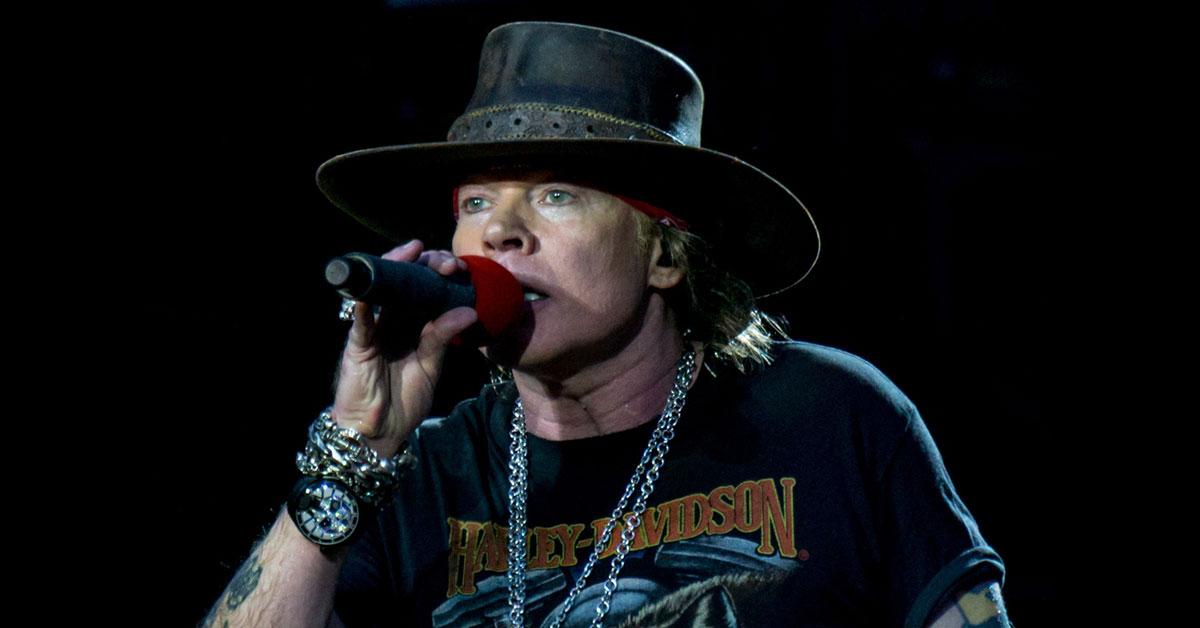Guns N' Roses: Axl Rose arbeitet an neuen Songs