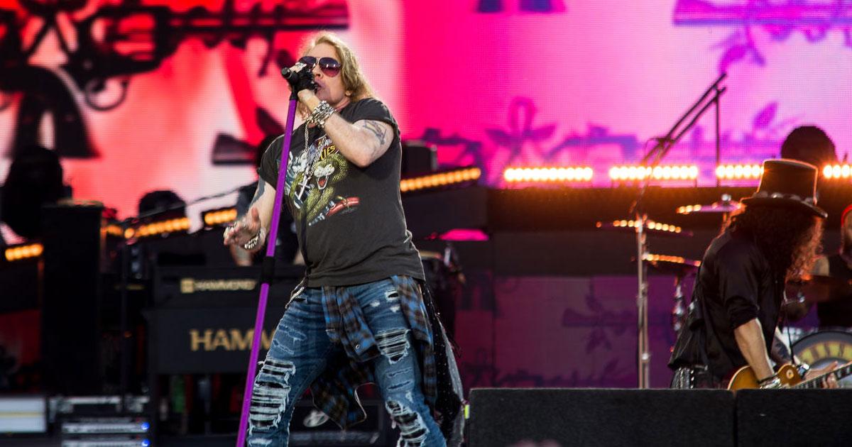 Guns N' Roses: Neue Livetermine in Nordamerika