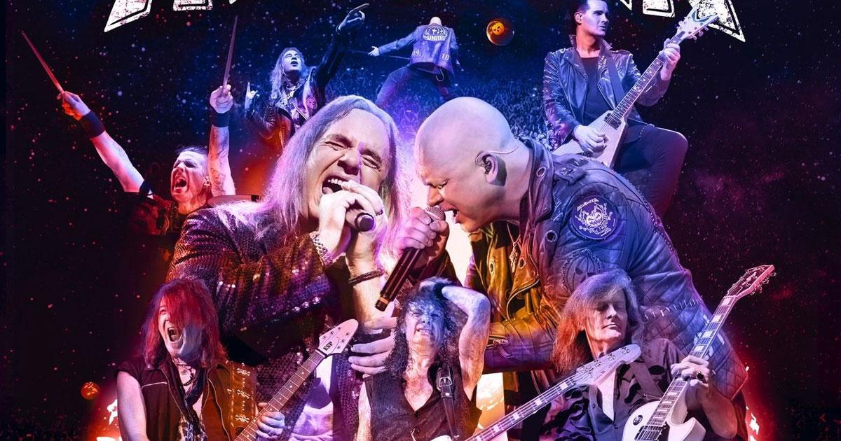 Helloween: Neues Live-Album erscheint im Oktober