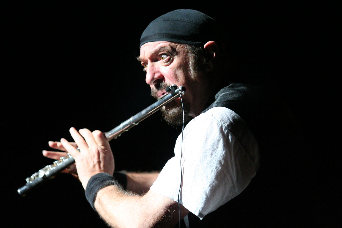 Rock the Flute: Ian Anderson von Jethro Tull wird 71