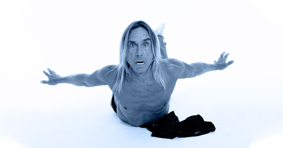Happy Birthday, Iggy Pop: Sechs Fakten über den Godfather of Punk