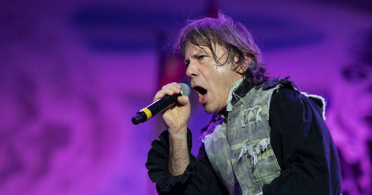 Iron Maiden: Bruce Dickinson wird Ehrenbürger von Sarajevo