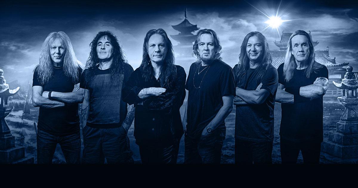 Scream for Me, Hamburg: Wir feiern das neue Iron Maiden-Album <em>Senjutsu</em>