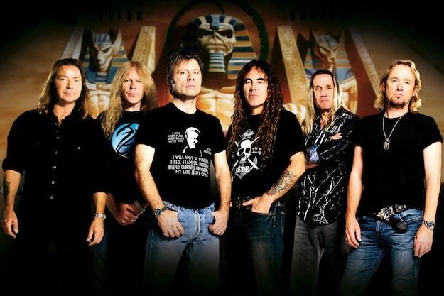 Iron Maiden: Band äußert sich zum Streit mit Ex-Sänger