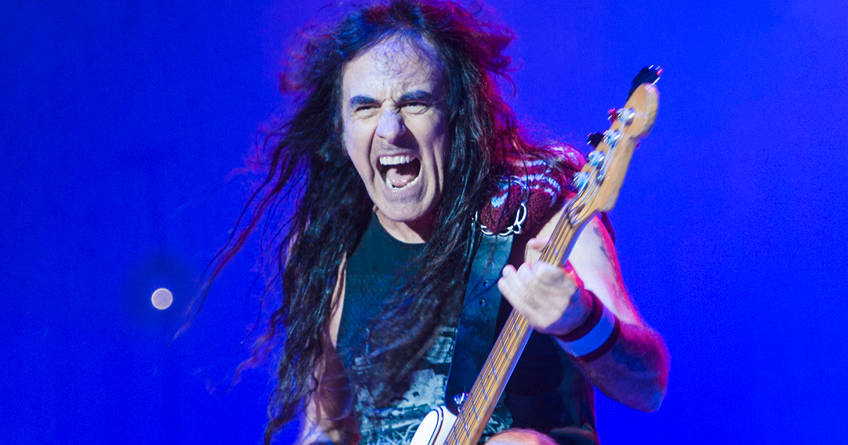 Can I Play With Basses: Iron Maiden-Gründer Steve Harris wird 65