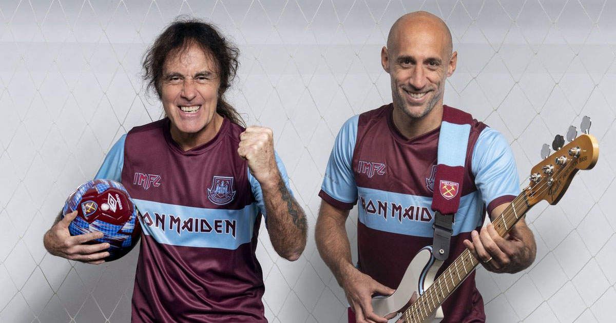 You'll Never Rock Alone: Die Fußballfans unter den Rockstars