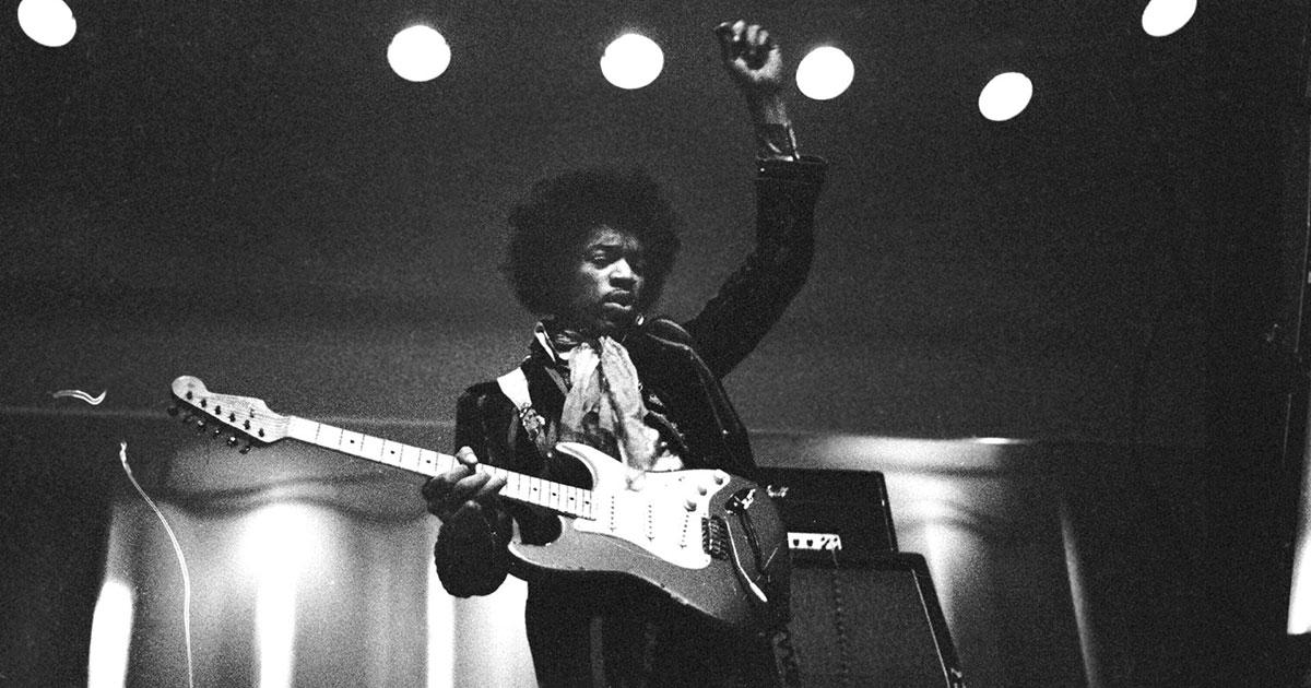 Happy Birthday, Jimi Hendrix: 13 Fakten über die Gitarren-Legende