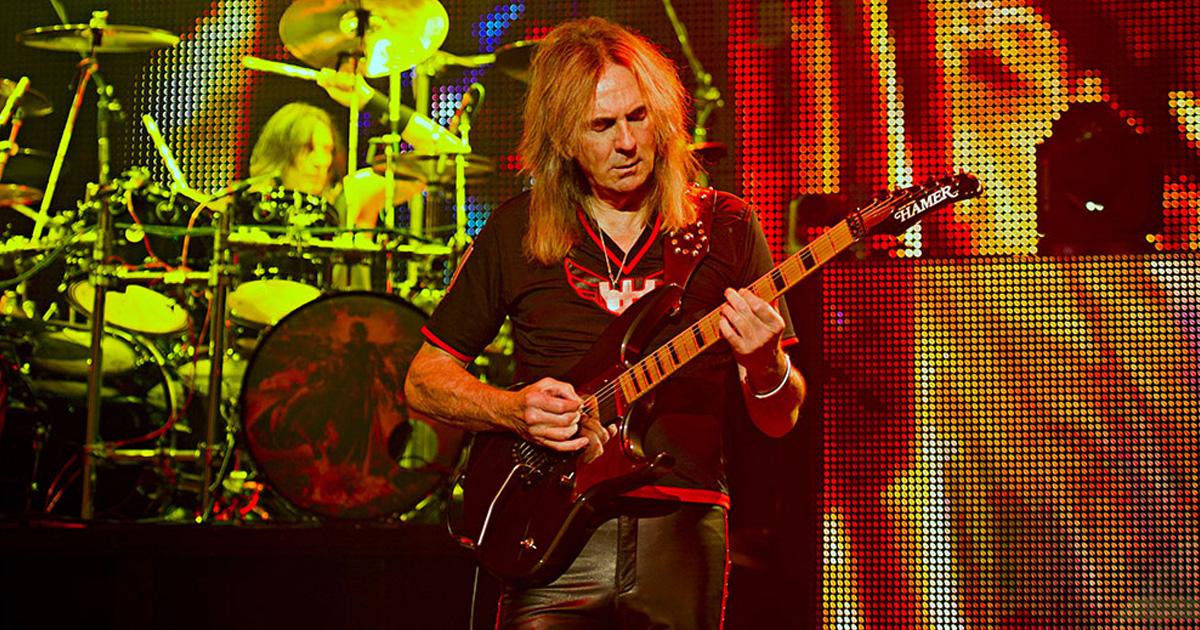 Judas Priest: Glenn Tipton arbeitet schon am nächsten Album