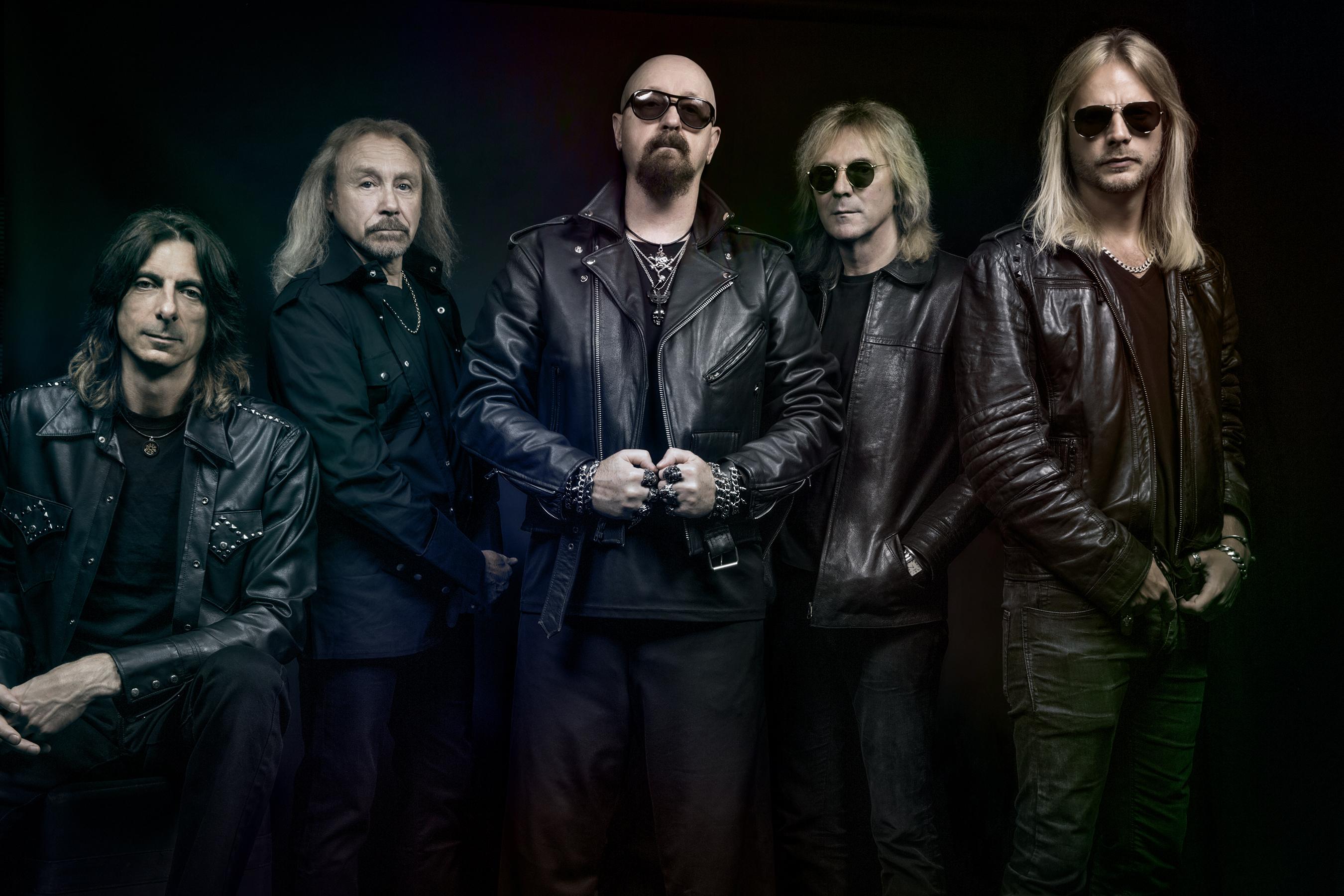 """Judas Priest: Aufnahme in die """"Hall of Heavy Metal History"""""""
