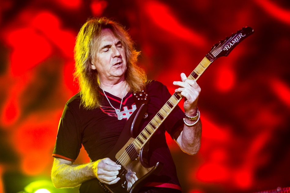 Judas Priest: Band gründet die Glenn Tipton Parkinson Stiftung