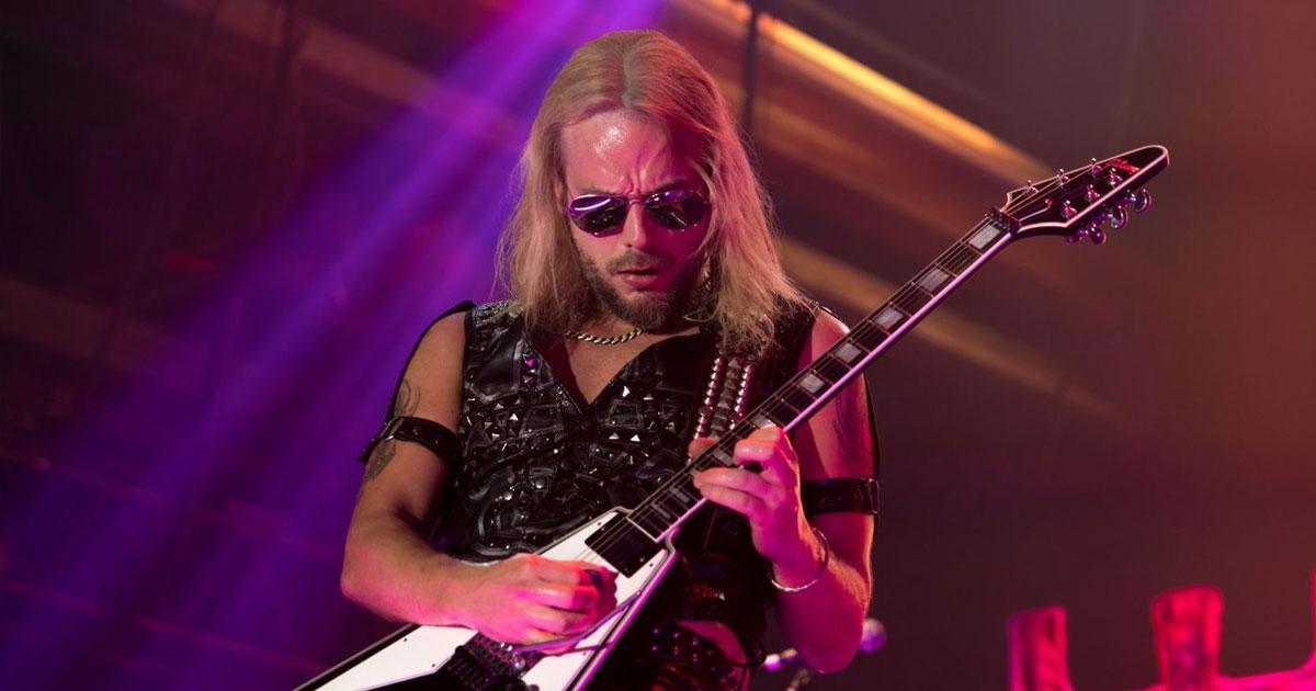 Judas Priest: Richie Faulkner feuert gegen K.K. Downing